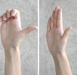 Artrita durere mana